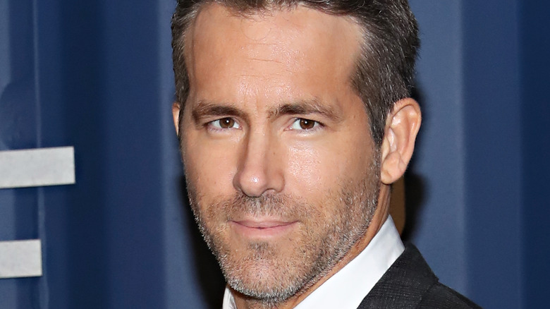 Ryan Reynolds Netflix press