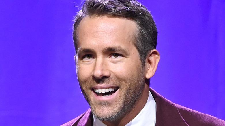 Ryan Reynolds at an event