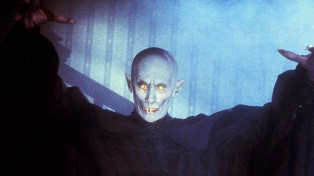 Reggie Nalder as Kurt Barlow in Salem's Lot 1979