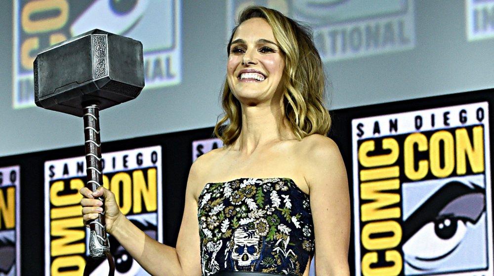 Natalie Portman at SDCC 2019