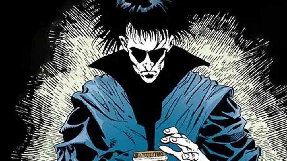 Morpheus from The Sandman