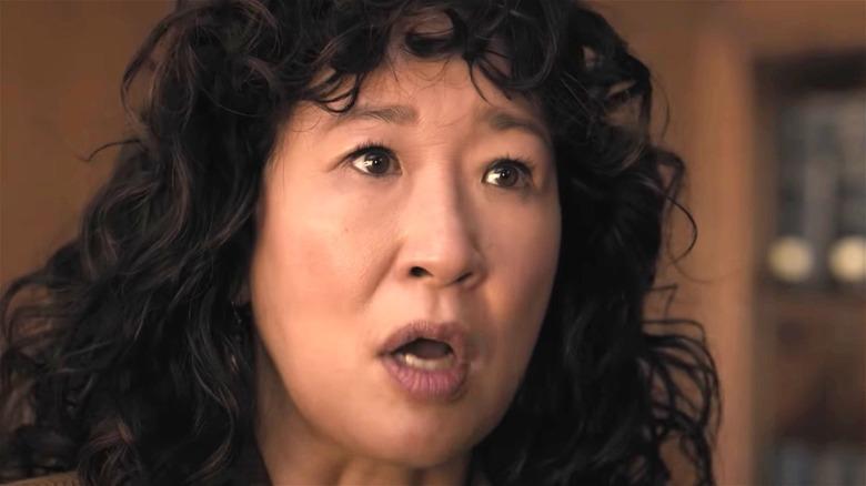 Ji-Yoon yelling