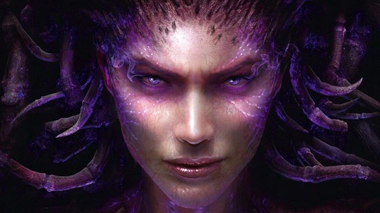 Kerrigan StarCraft 2