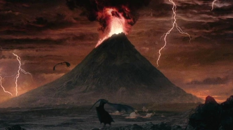 Mordor Mt. Doom