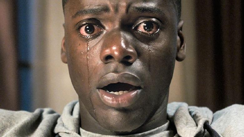 Daniel Kaluuya crying