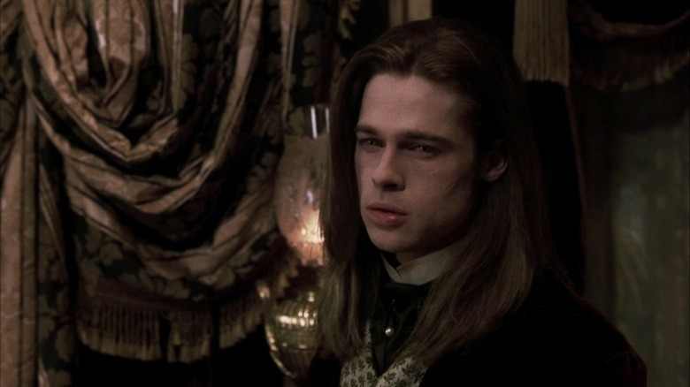 After years of the movie Interview with the Vampire, Pitt admitted that he was willing to quit as he was so miserable while filming.