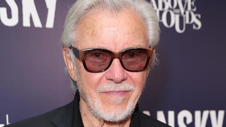 Harvey Keitel sunglasses red carpet