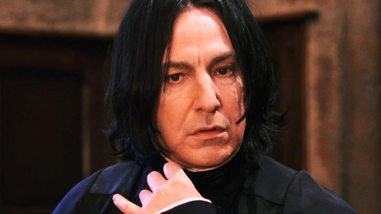 Severus Snape, Alan Rickman, Harry Potter