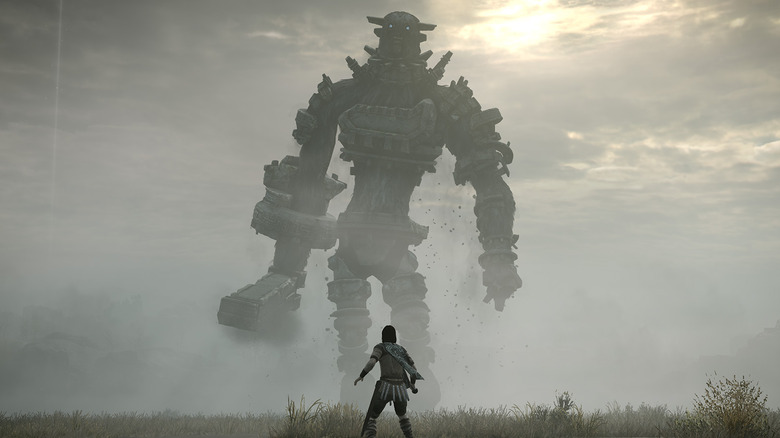 Shadow of the Colossus screenshot