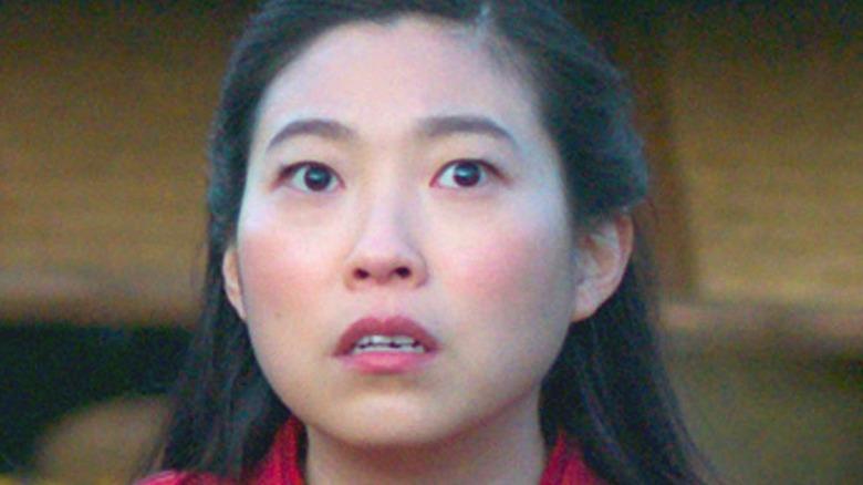 Shang-Chi Katy Surprised Face