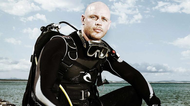 Shark advocate Paul de Gelder