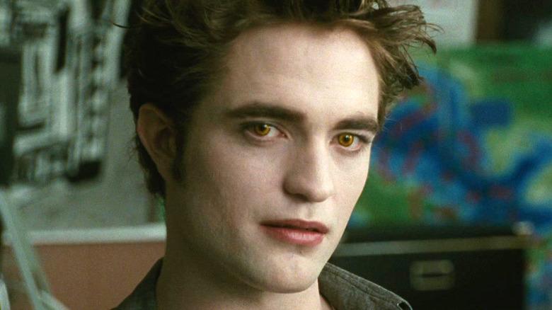 Edward Cullen looking forward