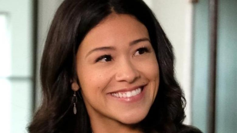 Jane Villanueva grins