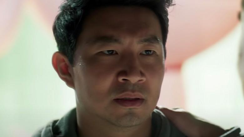 Shang-Chi in closeup