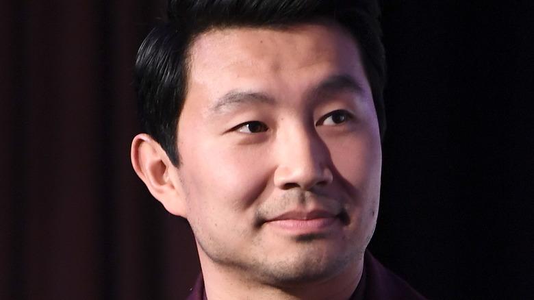 Liu in closeup