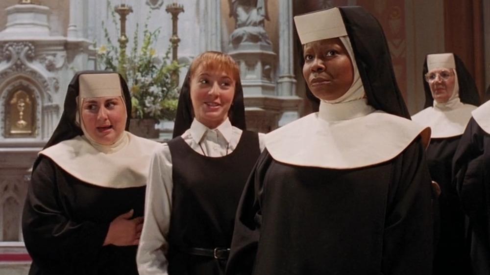 Whoopi Goldberg as Deloris Wilson in Sister Act