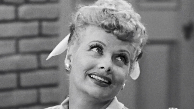 """Lucille Ball in """"I Love Lucy"""""""