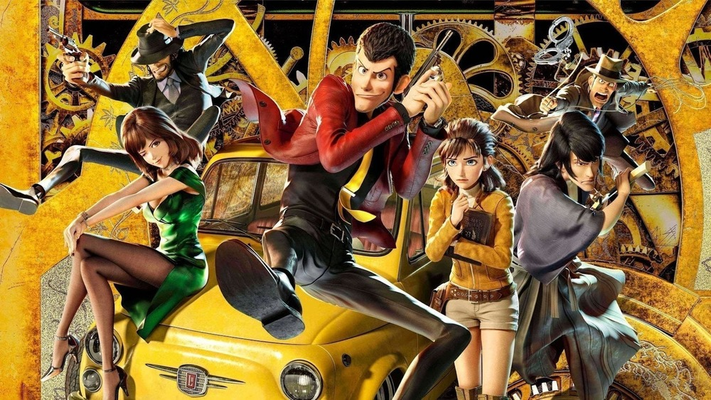Lupin III:The First poster