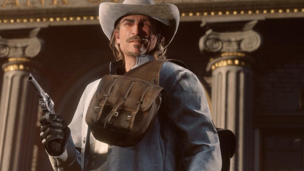 Bounty Hunter in Red Dead Redemption 2 update