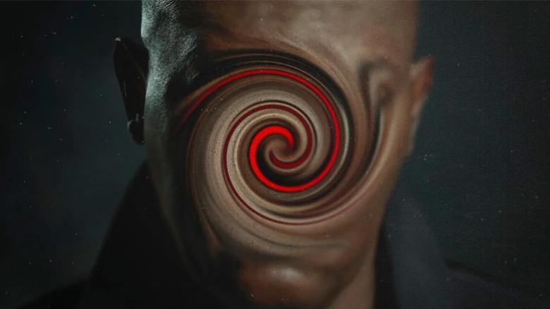 Samuel L. Jackson spiral face