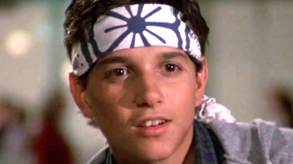 Ralph Macchio as Daniel-san