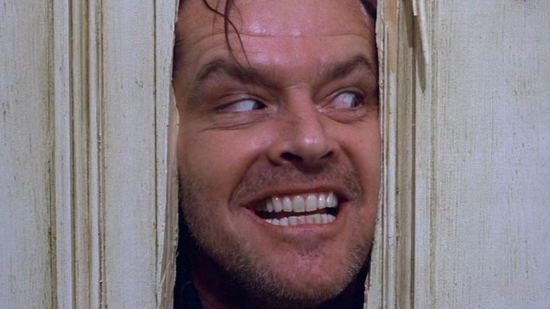 The Shining Here's Johnny