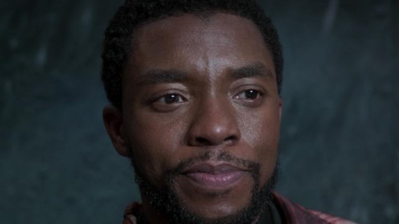 """Chadwick Boseman as Black Panther in """"Black Panther"""""""