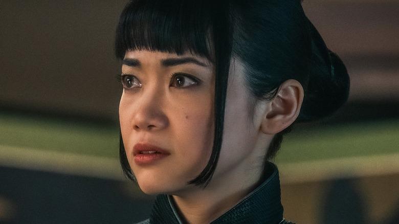 """Haruka Abe in """"Snake Eyes: G.I. Joe Origins"""""""