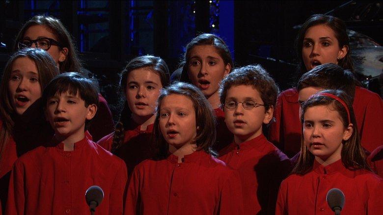 SNL Sandy Hook Tribute