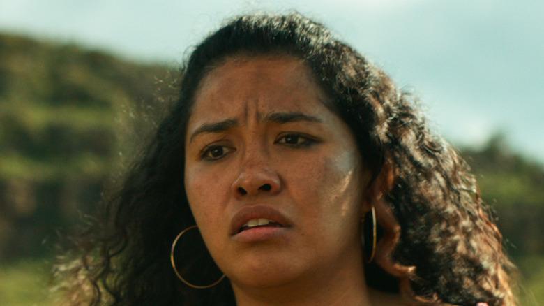 Caraly Sanchez as Flor Maria in Somos