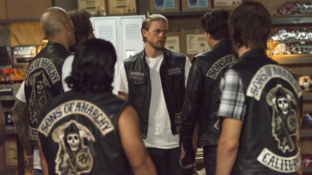 Sam Crow from FX's Sons of Anarchy