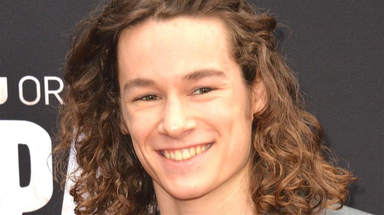 Space Oddity Kyle Allen Star Long Hair