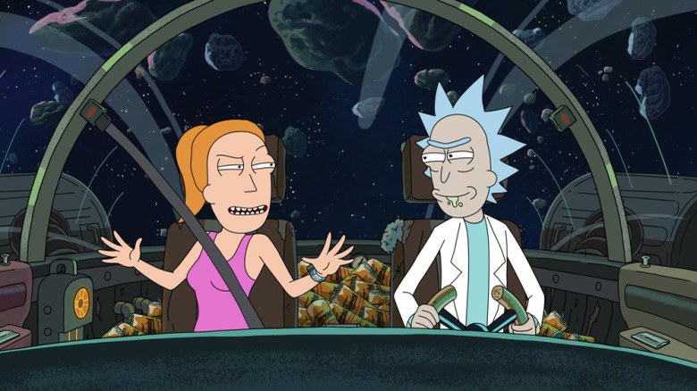 Spencer Grammer Has Some Good News For Rick And Morty Fans