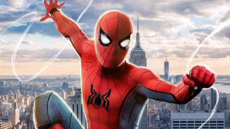 Spider-Man: Far From Home teaser poster