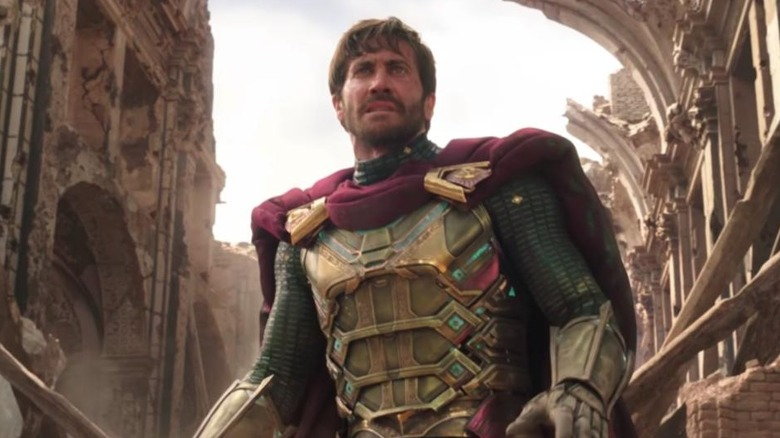 Jake Gyllenhaal as Mysterio Spider-Man Far From Home