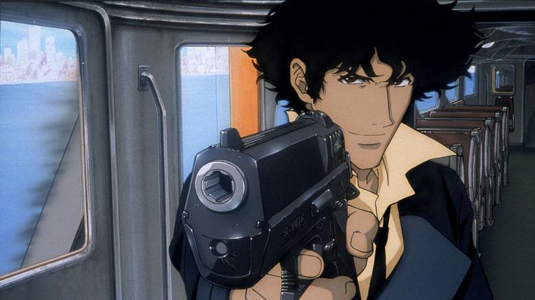 21 Most Depressed Anime Characters: Spike Spiegel (Cowboy Bebop)