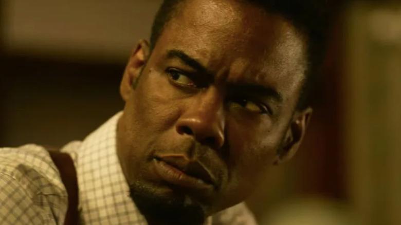 Chris Rock Ezekiel Banks suspicious