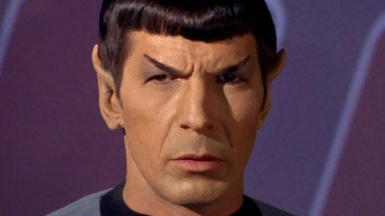 Leonard Nimoy as Spock in Star Trek The Original Series