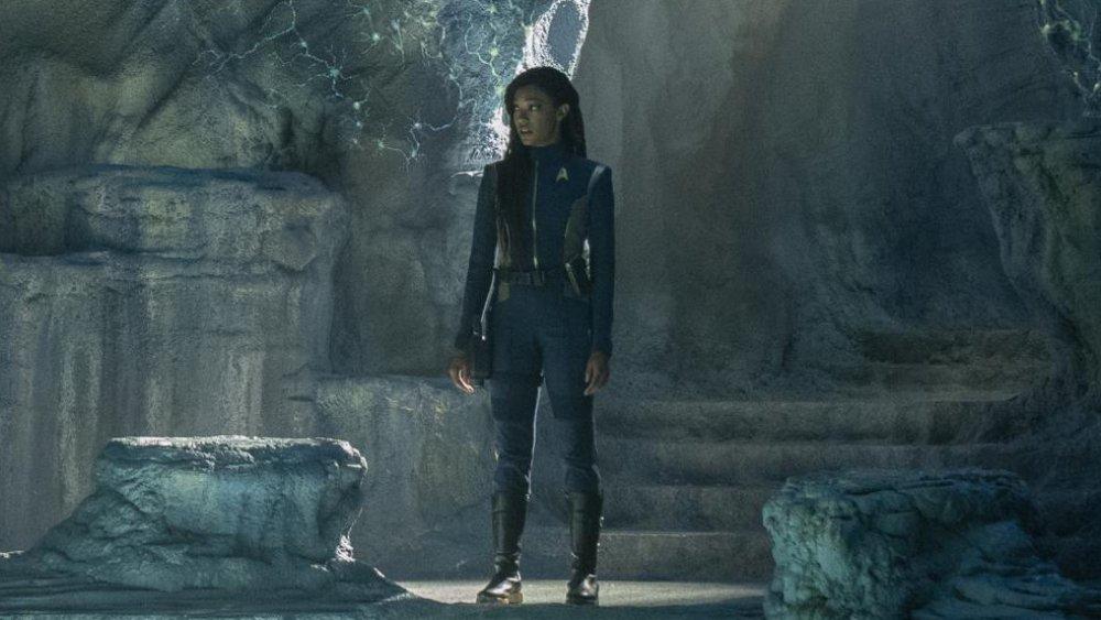 Sonequa Martin Green Michael Burnham in Star Trek: Discovery