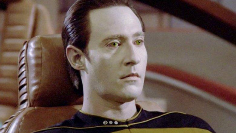 Brent Spiner Data Star Trek