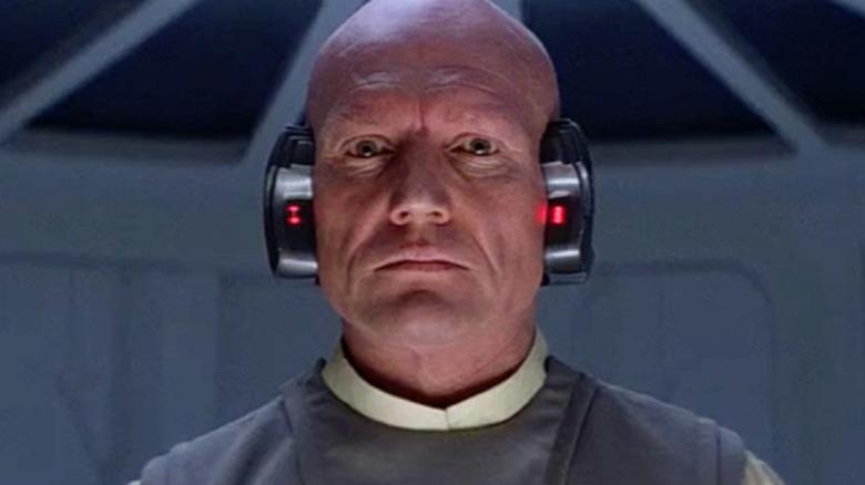 John Hollis in The Empire Strikes Back