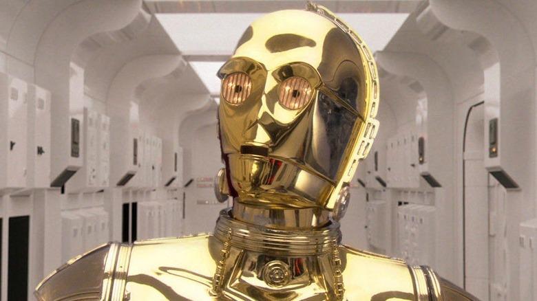 Scene from Star Wars