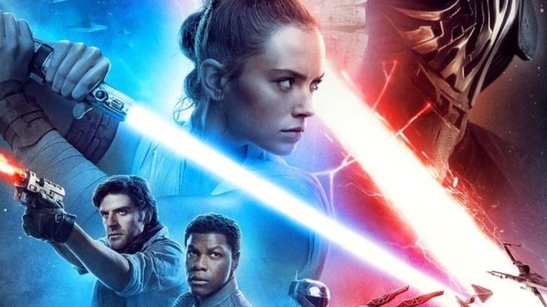 Star Wars: The Rise of Skywalker poster art