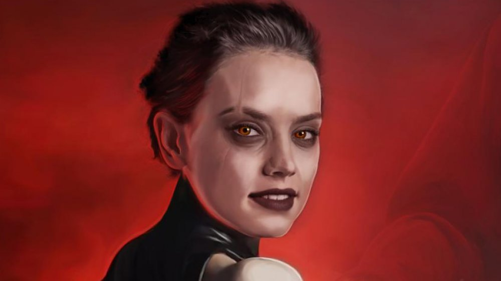 Dark Rey fan art
