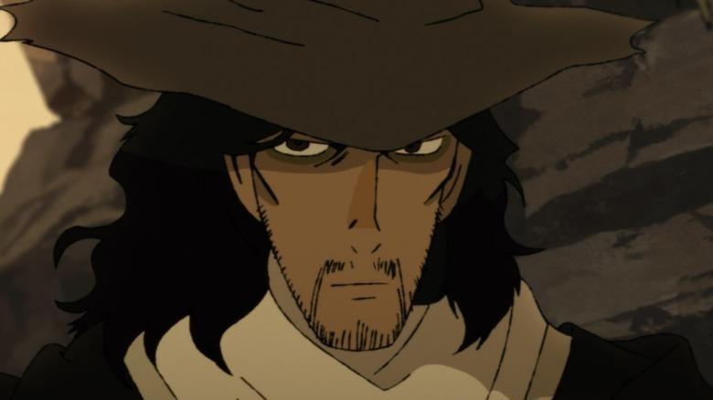 Tsubaki big hat