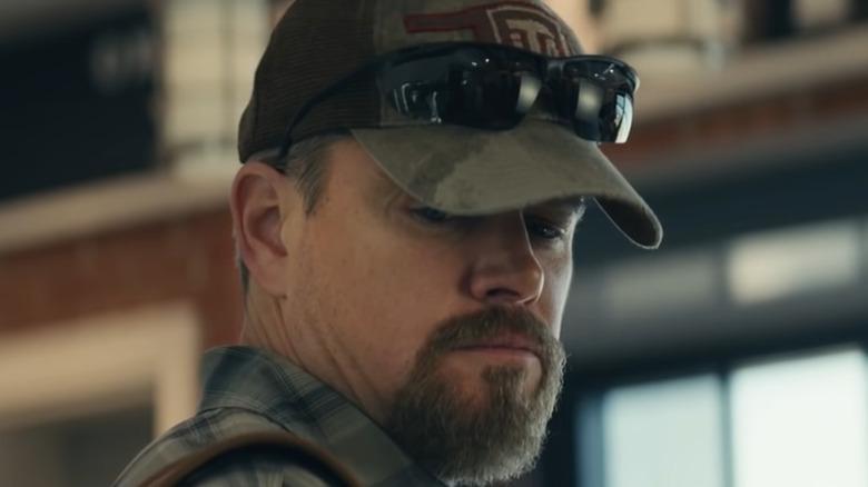 Matt Damon as Bill Baker