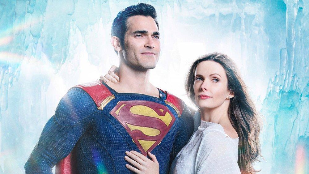 Superman and Lois Lane — Supergirl