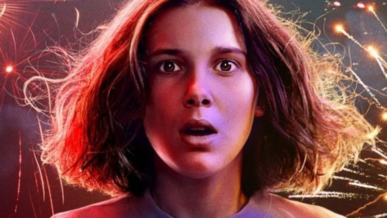 Mille Bobbie Brown as Eleven (Elle) in Stranger Things