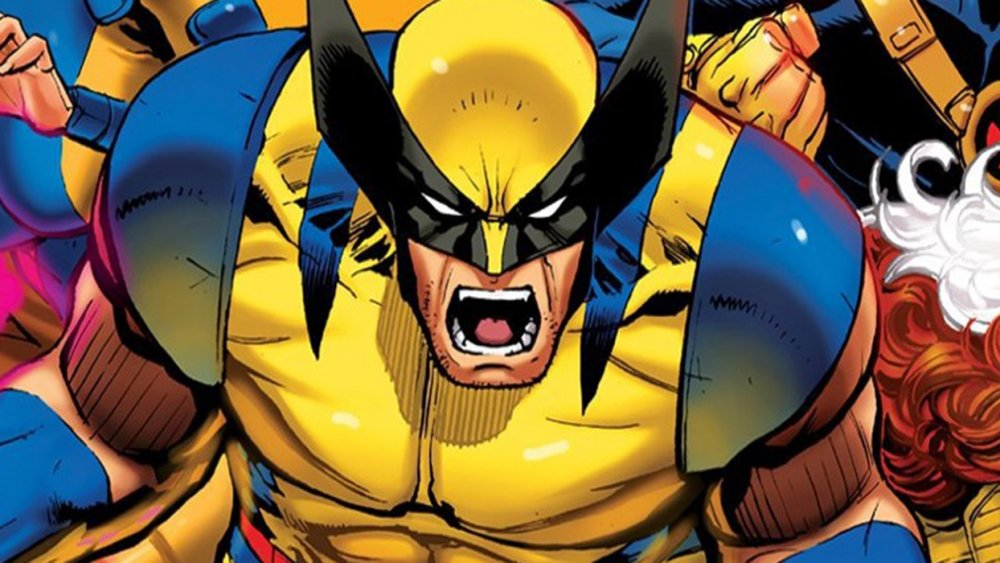 Wolverine in X-Men: The Animated Series