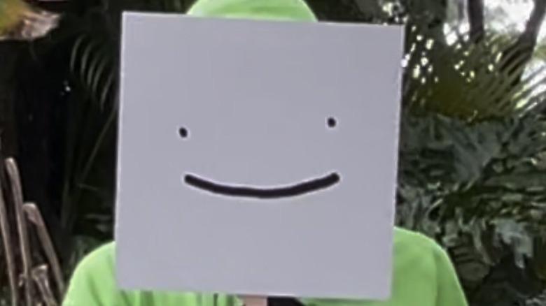 Dream smiley face